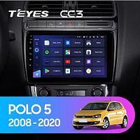Магнитола Teyes на Андроиде для Volkswagen POLO 5 2008-2020