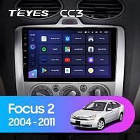 Магнитола Teyes на Андроиде для Ford Focus 2 Mk 2 2005-2010