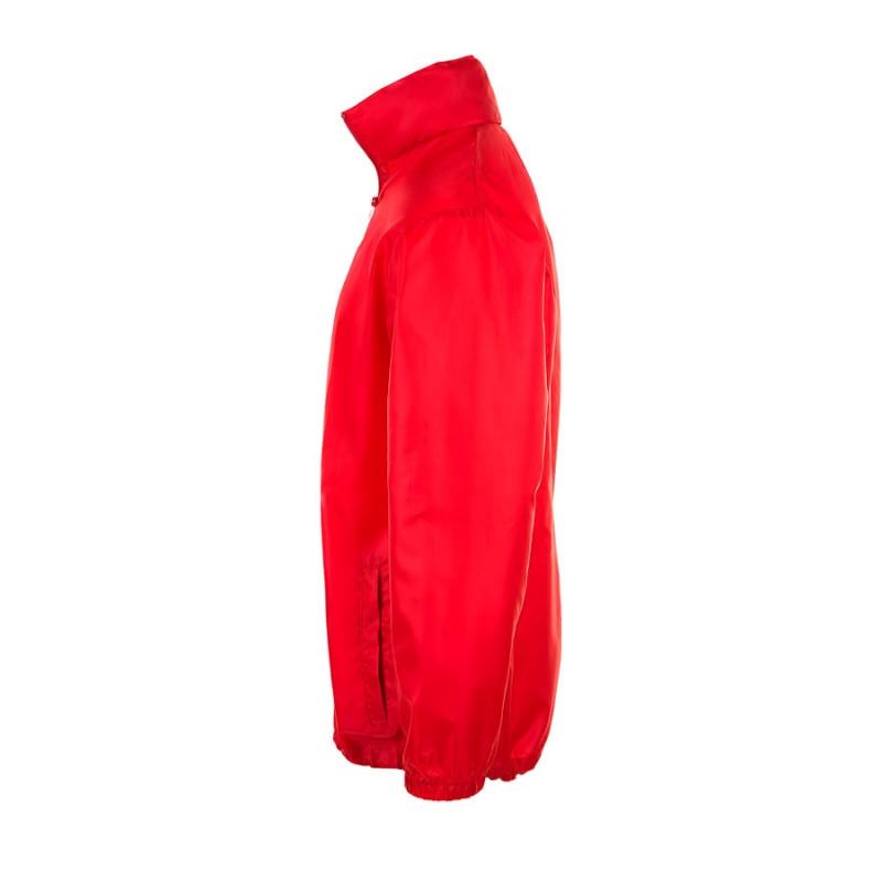 Водонепроницаемая ветровка унисекс SHIFT, Красный, S, 701618.145 S - фото 2