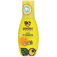 Gardex Baby: Спрей от комаров для детей с 2х л 100