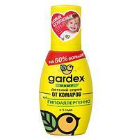 Gardex: Baby Детский спрей от комаров 75 мл