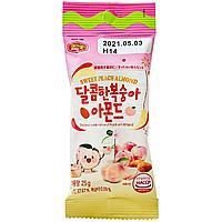 Миндаль Murgerbon со вкусом персика 25гр (Корея)