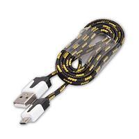 Кабель Ritmix RCC-211 MicroUSB-USB Black