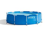 Каркасный бассейн Intex 28200 305х76 Metal Frame