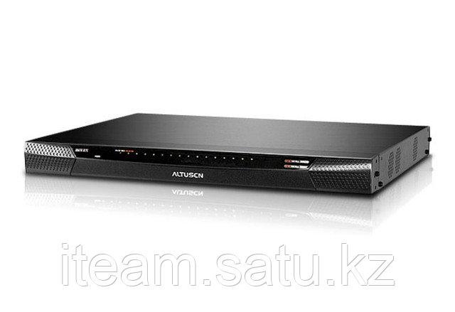 IP KVM ALTUSEN KN4116 матричный 16-портовый, 5-и консольный