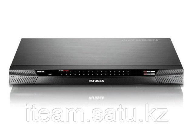 IP KVM ALTUSEN KN4132 матричный 32-портовый, 5-и консольный