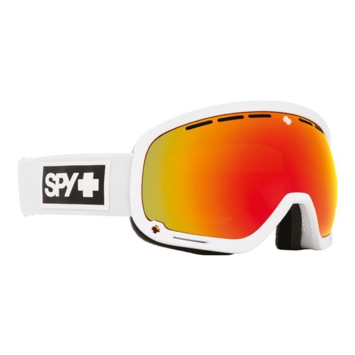 Очки Spy Optic Marshall, взрослые, красный, оранжевый