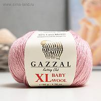 """Пряжа """"Baby Wool XL"""" 20% кашемир, 40% меринос. шерсть, 40% акрил 100м/50гр (845 XL)"""