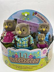 """Семья сов от «Lil woodzeez"""""""