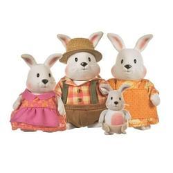 """Семья кроликов от «Lil woodzeez"""""""