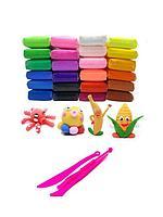 Набор для творчества Легкий пластилин 24 цвета