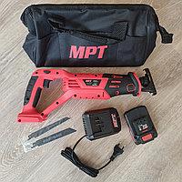 Сабельная пила аккумуляторная MPT MRS2105