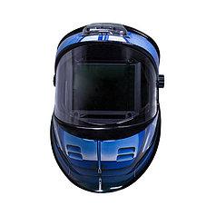 Панорамная сварочная маска Хамелеон Tesla Weld 40-820 + Стекло