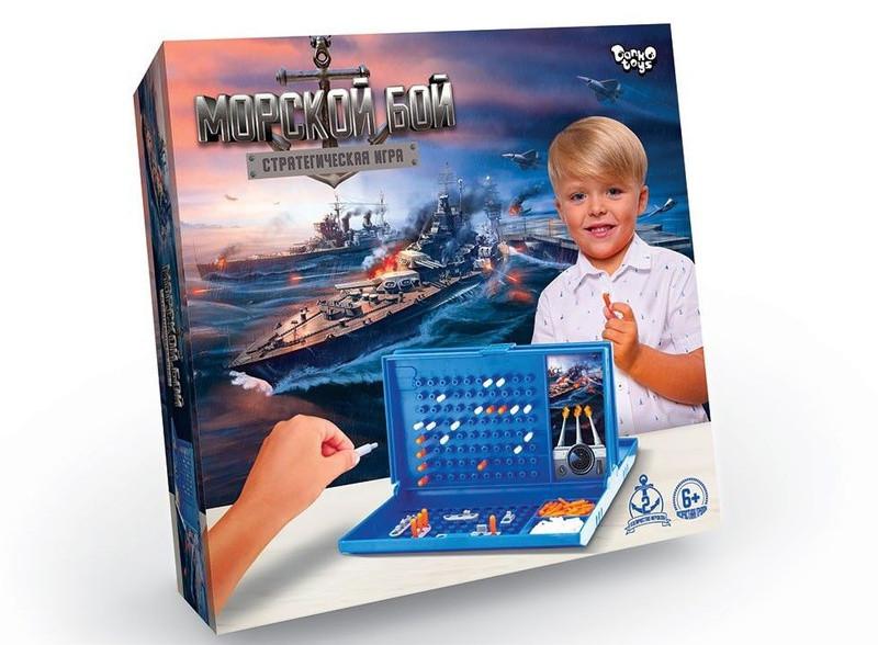 Настольная Стратегичская Игра Морской Бой