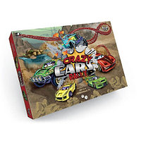 Настольная Игра-ходилка Crazy Cars Rally