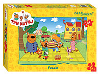 "Мозаика ""puzzle"" 104 ""Три кота"" (АО ""СТС"")"