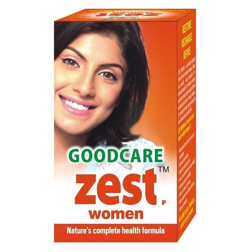 Витамины для Женщин (ZEST Women)