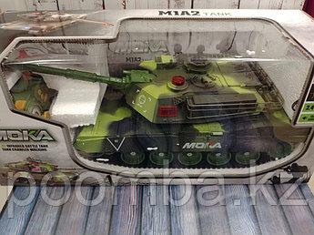 Радиоуправляемый танк М1А2