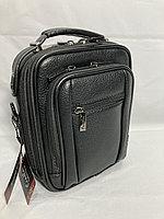 """Мужская деловая сумка-барсетка""""CANTLOR"""". Высота 23 см, ширина 18 см, глубина 8 см., фото 1"""
