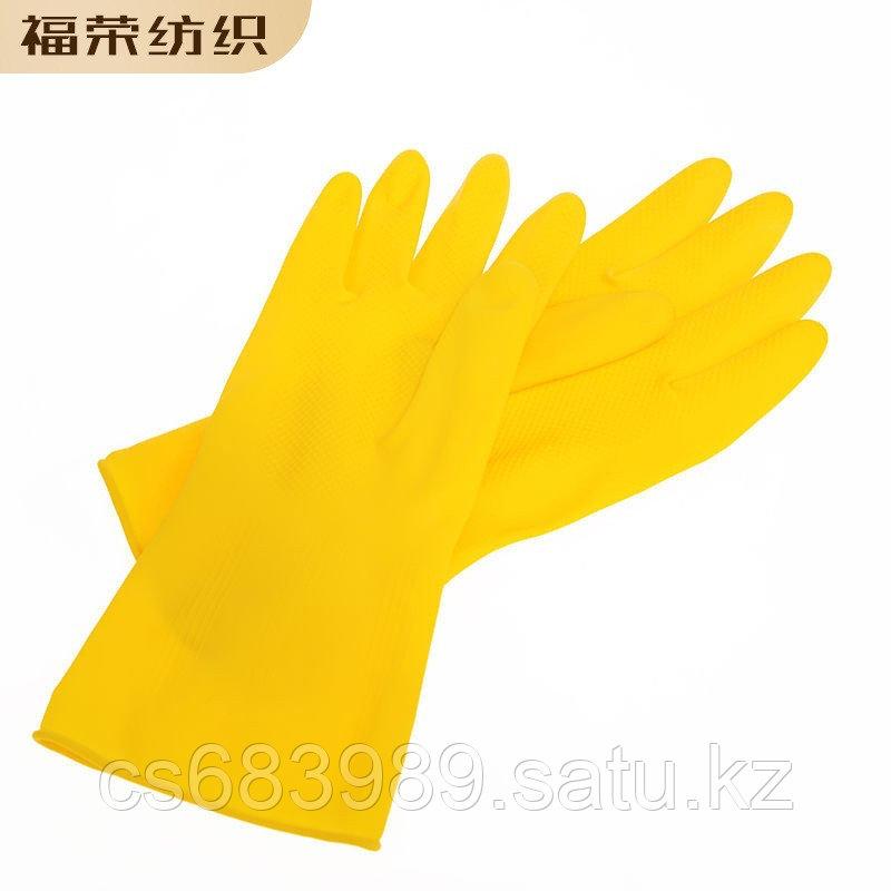 Хозяйственные, латексные перчатки (S, M, L) +77758242563 (Whatsapp)