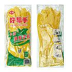 Хозяйственные, латексные перчатки (S, M, L) +77758242563 (Whatsapp), фото 3