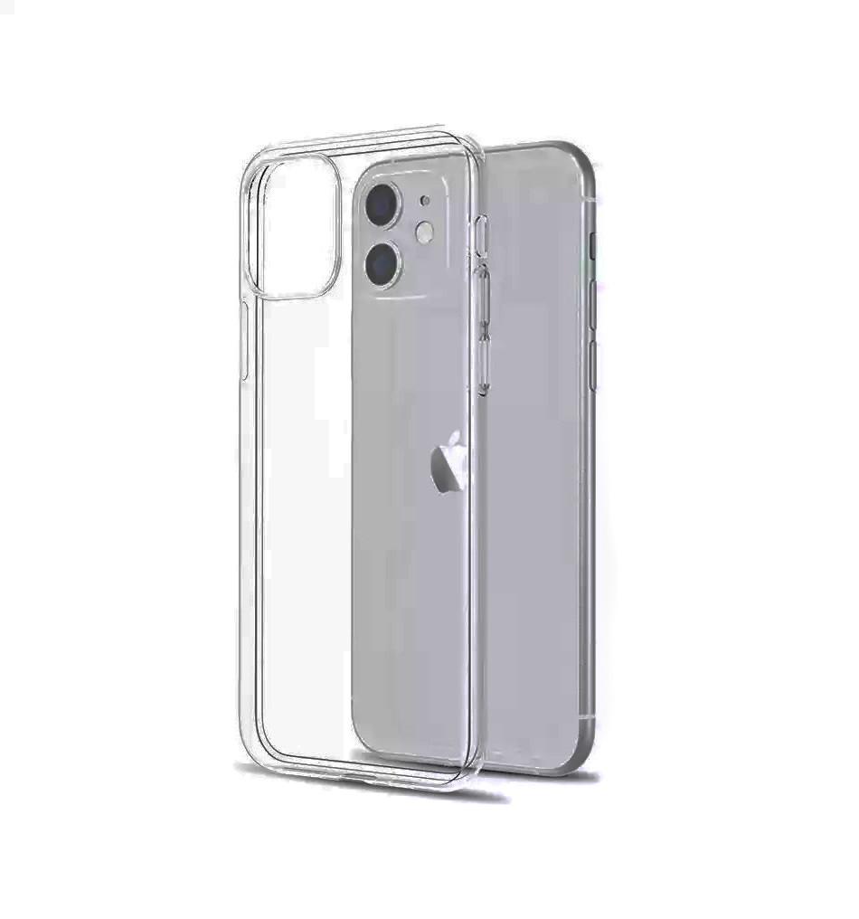 Прозрачный силиконовый чехол для iPhone 11 Pro Max (6.5)