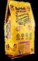 ВЫГОДНО полнорационный корм для собак мелких и средних пород Говядина 10 кг