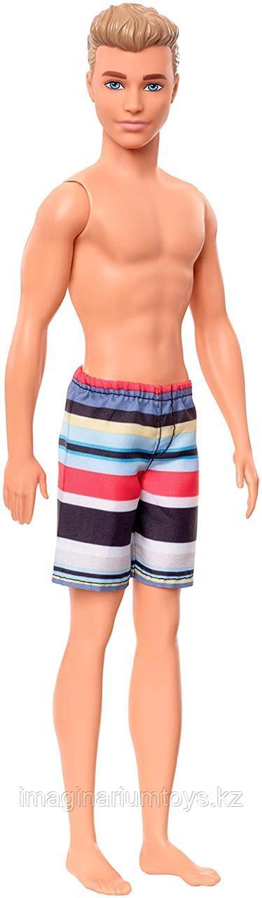 Кукла Кен в пляжных шортах Barbie