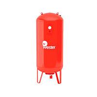 Бак расширительный WRV 1000 Wester красный