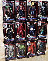 LK4016 Герои Мстители Union Legend Avengers 12 видов из 24 шт 17*10