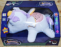 SD-R9907C Звездное небо проектор Пони ночник для сна на батарейках 31*16