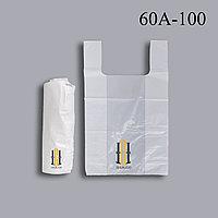 Белая майка 60A/100