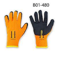 Рабочие перчатки Лимон (300#)