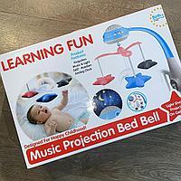 Мобиль на детскую кроватку Learning Fun 35614
