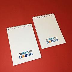 Ежедневники и блокноты с логотипом