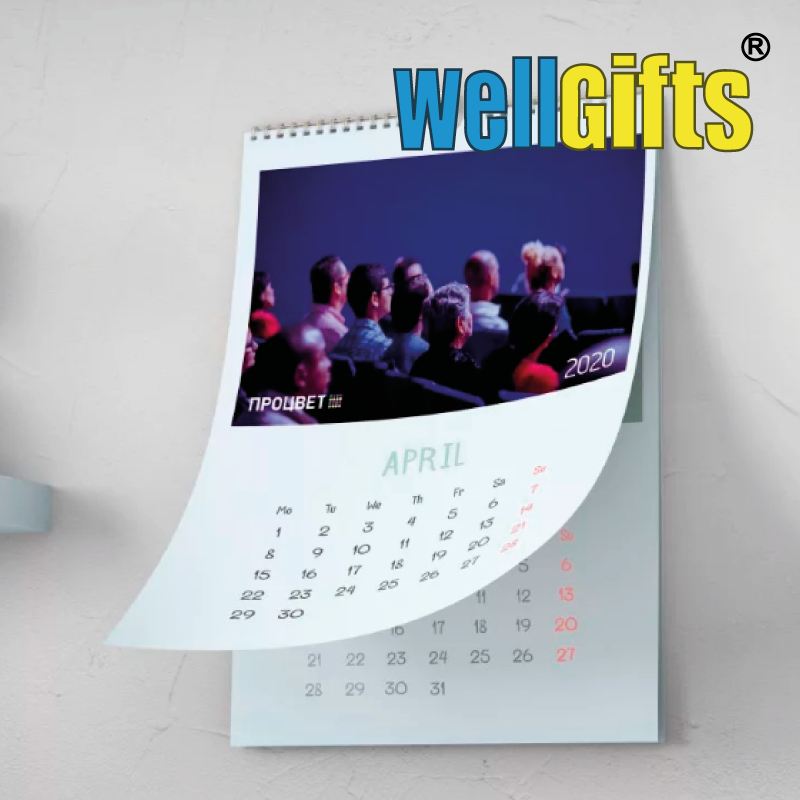 Перекидные календари - фото 1