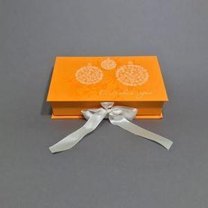 Изготовление подарочных коробок - фото 1
