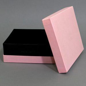 Изготовление подарочных розовых коробок - фото 2