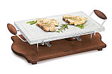 Каменная жарочная поверхность-гриль камень Hot Stone Grill Bisetti 99024 для жарки мяса овощей дома, ресторане, фото 2