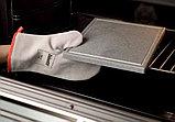 Каменная жарочная поверхность-гриль камень Hot Stone Grill Bisetti 99024 для жарки мяса овощей дома, ресторане, фото 5
