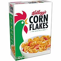 Сухой завтрак Kelloggs Corn Flakes 360гр