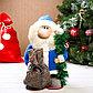 Сувенир  «Дед Мороз», с мешком, 45 см, фото 5