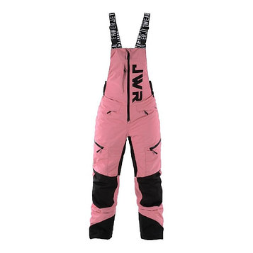 Полукомбинезон Jethwear JW с утеплителем, размер М, женский, розовый