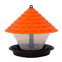 Кормушка для птиц Ornito, оранжевый