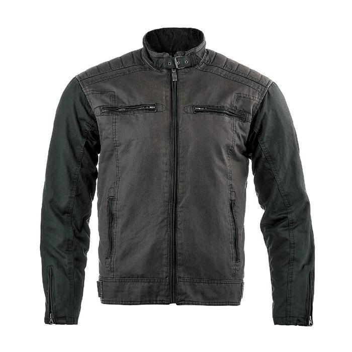 Куртка Tango WAX, оливковый, чёрный, S