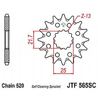 Звезда ведущая JT sprockets 565.14SC