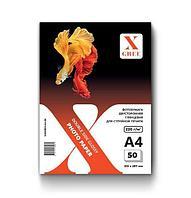 Фотобумага X-GREE A4/50/250 глянцевая 2-хсторонняя 5H250DG-A4-50