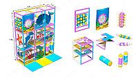 Детский игровой лабиринт для дома и бизнеса, рассрочка 0%