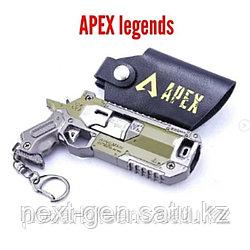 Пистолет APEX Legends брелок