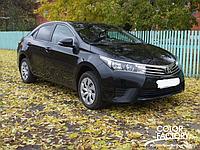 Бампер передний Toyota Corolla 150 11- ОКР 0000001644, Black Pearl 209, шт
